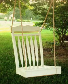 Recycled chair ideas - Little Piece Of Me