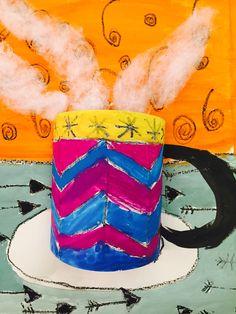 Les tasses de chocolat chaud - 4e année