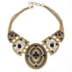Amrita Singh | Napeague Necklace - Fashion Jewelry Necklaces - Indian Necklaces