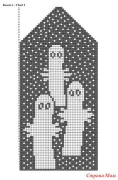 Knitting Charts Moomin 24 Ideas Knitting Charts Moomin 24 Ideas Always wanted to learn how to knit, nevertheless uncertain how to start? That Total Begi. Mittens Pattern, Knit Mittens, Knitted Gloves, Knitting Socks, Knitting Charts, Knitting Patterns Free, Crochet Patterns, Moomin, Manta Crochet