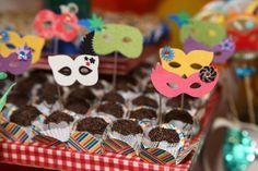 Tema para festa de aniversário: Carnaval - Crescer | Festa de aniversário