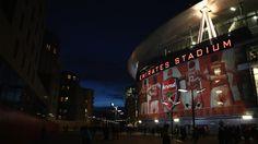 Champions League: Die schönsten Fotos vom CL-Achtelfinale zwischen dem FC Arsenal und dem FC Bayern.
