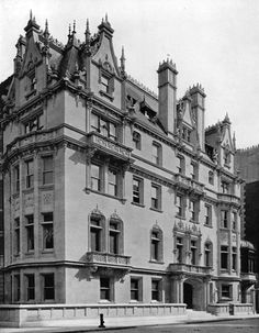 F.W. Woolworth Residence - New York City