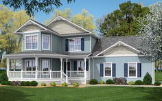 View our numerous modular home floor plans and elevations, like this Anna.