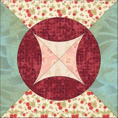 Country Rose Quilts: Viennese Waltz