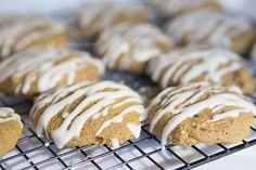 Iced Pumpkin Cookies — JaMonkey - Atlanta Mom Blogger | Parenting & Lifestyle