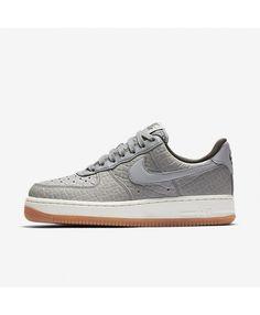 bae46cb6e47c Cheap Nike Air Force 1 07 Premium Wolf Grey Midnight Fog Sail Womens Air  Force 1
