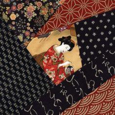 Julia's Place: Japanese Quilt Blocks....CQ # 2