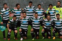 Sporting Clube de Portugal  Equipa que eliminou Manchester City