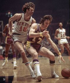 Pat Riley vs Phil Jackson, fron the SI vault