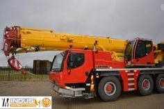 LIEBHERR LTM 1050 sold by IndusMarket