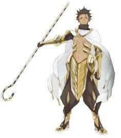 Fate Grand Order - Rider - Ozymandias(Ramesses II)
