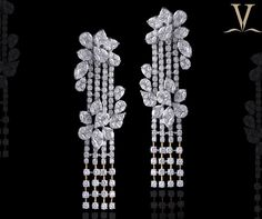 Varuna d jani # diamond earrings