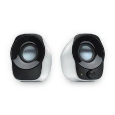 Logitech Stereo Speakers Z120, USB Powered - FixShippingFee- - TopBuy.com.au