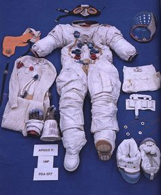 Apollo 11 Buzz Aldrin Space Suit