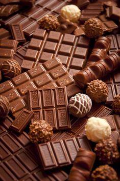 Cake Recipes Easy Chocolate Desserts - New ideas Easy Chocolate Desserts, Chocolate Cake Recipe Easy, Chocolate Dreams, Death By Chocolate, Chocolate Sweets, I Love Chocolate, Chocolate Heaven, Chocolate Shop, Like Chocolate