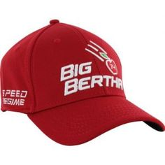 Callaway Golf 2014 Mens Big Bertha Tour Adjustable Golf Cap - One Size - Red e619898908c