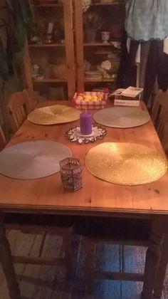 keittiön uusipöytä :)