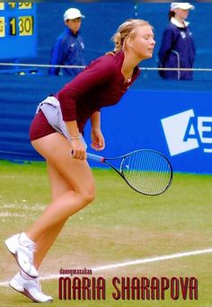 Maria Sharapova hot shot on field pictures – Hot Actress Gallery Maria Sharapova Hot, Sharapova Tennis, Golf Knickers, Maria Sarapova, Tennis Photography, Tennis World, Tennis Players Female, Beautiful Athletes, Tennis Fashion