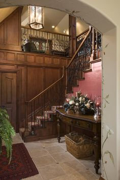 ** Entry Traditional design ideas