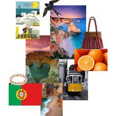 """""""Portugal holidays"""" by symbricole on Polyvore"""