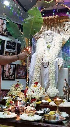 Sai Baba Hd Wallpaper, Ganesh Wallpaper, Sai Baba Pictures, God Pictures, Hope Tattoo Symbol, Shirdi Sai Baba Wallpapers, Spiritual Religion, Sai Baba Quotes, Sathya Sai Baba