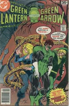 """1 Comic -  Green Lantern #104 (Publish Date: May, 1978)           VF/NM       """"Proof Of The Peril!"""""""