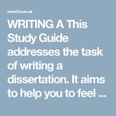 dissertation data analysis methods