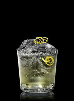 Absolut Cilantro Lemonade - Fill a rocks glass with ice cubes. Add ABSOLUT Cilantro and lemonade. Top up with soda water. Garnish with lemon. 1 Part ABSOLUT CILANTRO, 3 Parts Lemonade, Soda Water, 3 Wheels Lemon