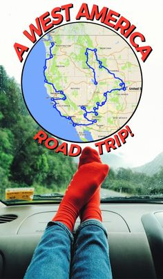 Looking for inspiration for your next road trip on the West Coast? Here's the perfect West American road trip! Road Trip Essentials, Road Trip Hacks, Idaho, Oregon, Arizona, Washington, Disney Cruise Tips, Perfect Road Trip, Solo Travel Tips