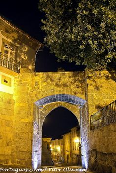 Porta do Soar - Viseu - Portugal by Portuguese_eyes, via Flickr