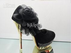 diamante di spessore inferiore ultra tacchi alti nero scarpe abito da nozze rosse scarpe donna scarpeall'ingrosso