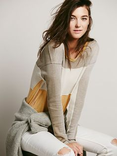 Free People We The Free Docklands Thermal, $68.00
