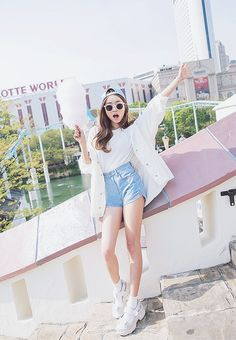 Ideas Tattoo Girl Asian Fashion Styles For 2019 K Fashion, Ulzzang Fashion, Korea Fashion, Ulzzang Girl, Cute Fashion, Asian Fashion, Fashion Beauty, Fashion Outfits, Fashion Styles