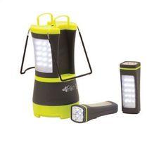 First Gear Gamma LED Lantern, Multicolor