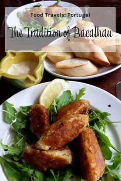 Food travels: Portugal - The Tradition of Bacalhau. I've shared several Bacalhau (or cod) dishes I I tried in Lisbon and Porto plus easy recipes to make them. Cod dishes. Easy cod fish recipes. Bacalhau recipes.