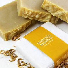 Jabón natural de Naranja Amarga | Jabones naturales artesanales