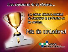 En el día del Contador: FELICIDADES!!