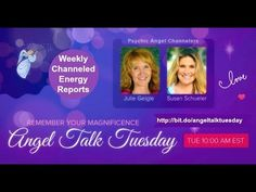 "Angel Talk Tuesday Episode #102 ""Laughter"" Did you miss our ALL new video episodes??? Watch now!"