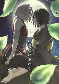Sasuke and Sakura Uchiha ♥ Sasusaku | Naruto | Boruto
