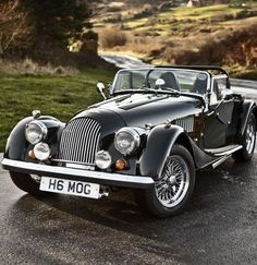 Morgan Roadster.