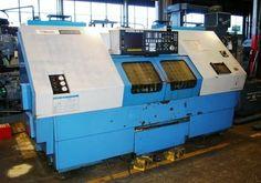 MAZAK MULTIPLEX 620 CNC DUAL SPINDLE LATHE / MILL - LIVE TOOLING