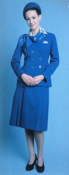 Uniform KLM 1975-1982