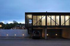 Metal Recycling Plant, Slovenia, dekleva gregoric arhitekti