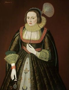 1620,  Portrait of a Girl of the Morgan Family, Aged 17  British (English)…