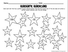 math worksheet : 1000 images about math square roots on pinterest  squares  : Math Worksheets Square Roots