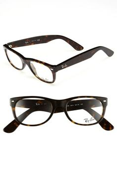 Ray-Ban 50mm Optical Glasses (Online Exclusive) | Nordstrom @Daniela Maselli Burch I neeeeeed these!