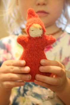 how to make a simple doll