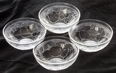 BOWL. GLASSES. DESSERT Bowls and Glasses. Luminarc by AnneTweekes