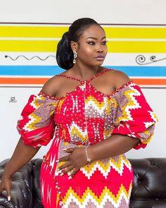 Ghana Fashion, African Fashion Ankara, African Fashion Designers, Latest African Fashion Dresses, African Print Fashion, Fashion Hub, African Dresses For Kids, African Lace Dresses, African Fashion Traditional